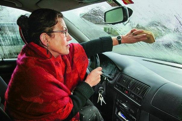 Как сделать чтобы в машине не потели окна в